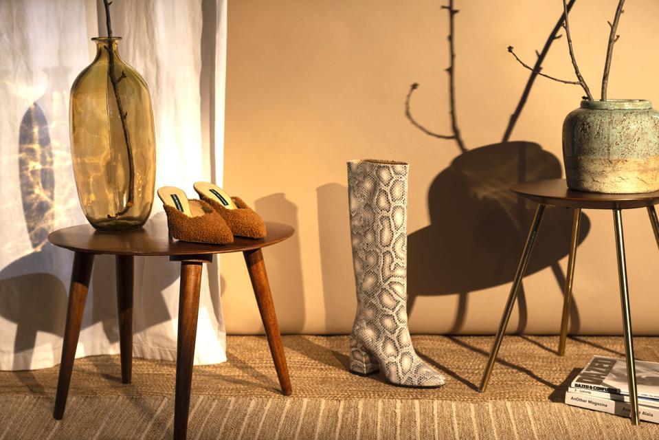 luxury shoes, african designer