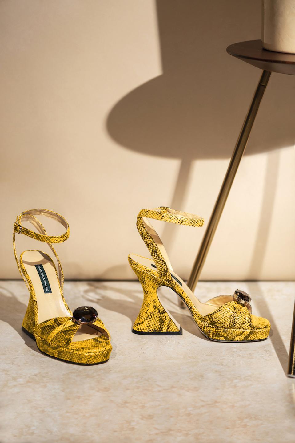 Chelsea Paris, sustainable footwear