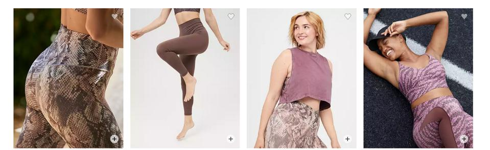 activewear from aerie