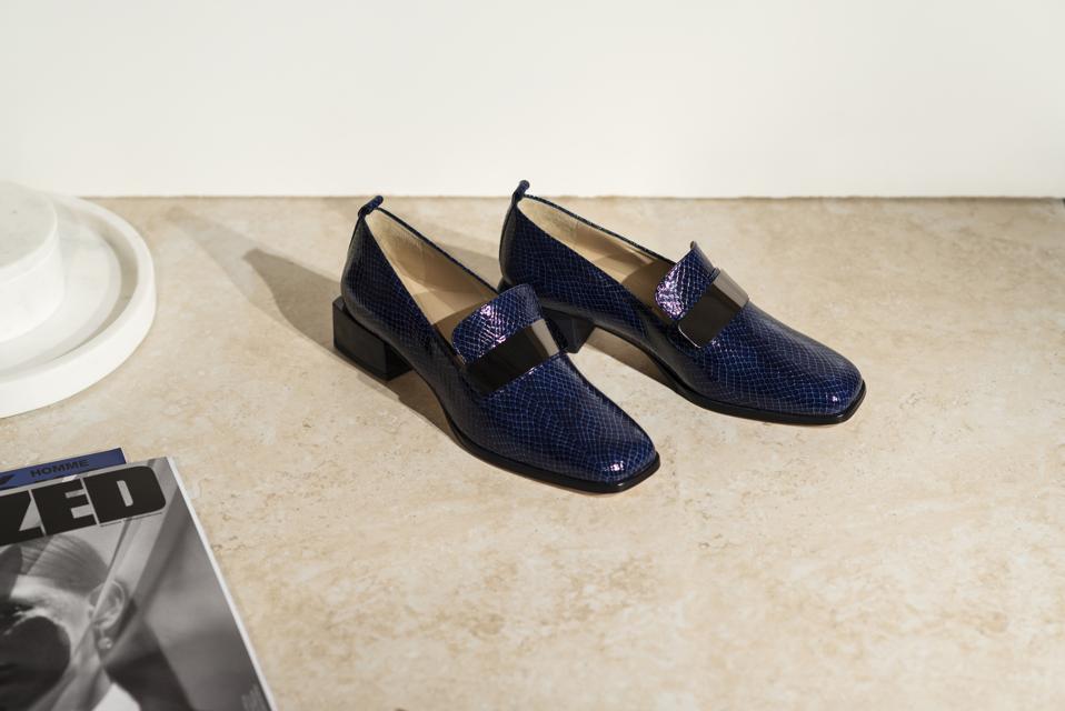 sustainable luxury footwear