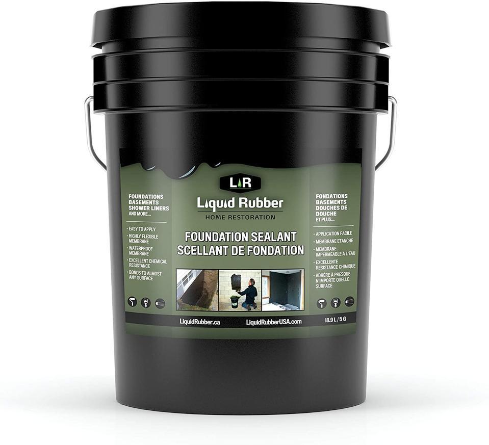 Liquid Rubber Foundation and Basement Sealant
