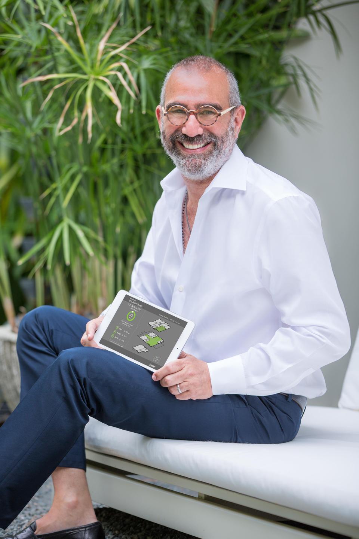 A headshot of HEDSouth founder, Jan Vitrofsky