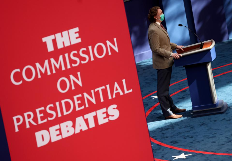 Cleveland Prepares For First Presidential Debate