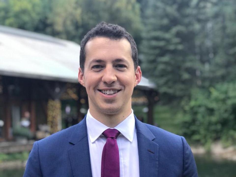 Ben Forman of Parafi Capital