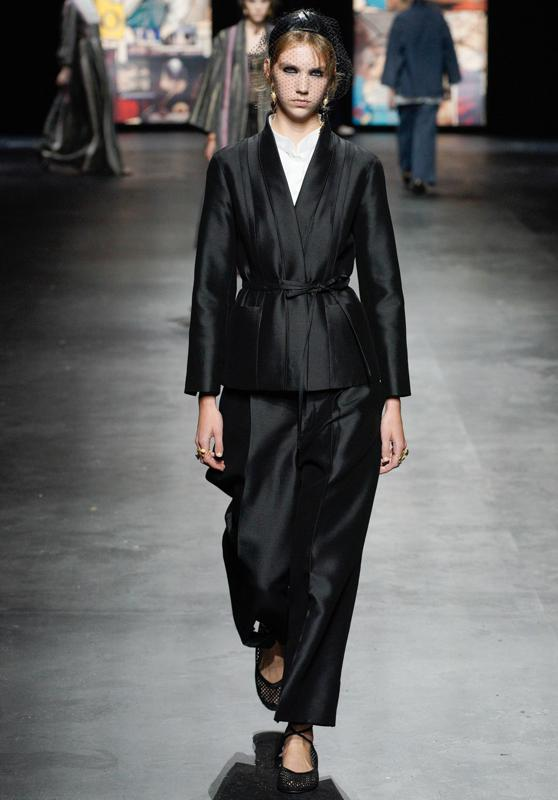 Dior womenswear SS21 collection