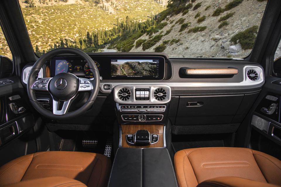 2020 Mercedes-Benz G550 2020 Mercedes-AMG G63