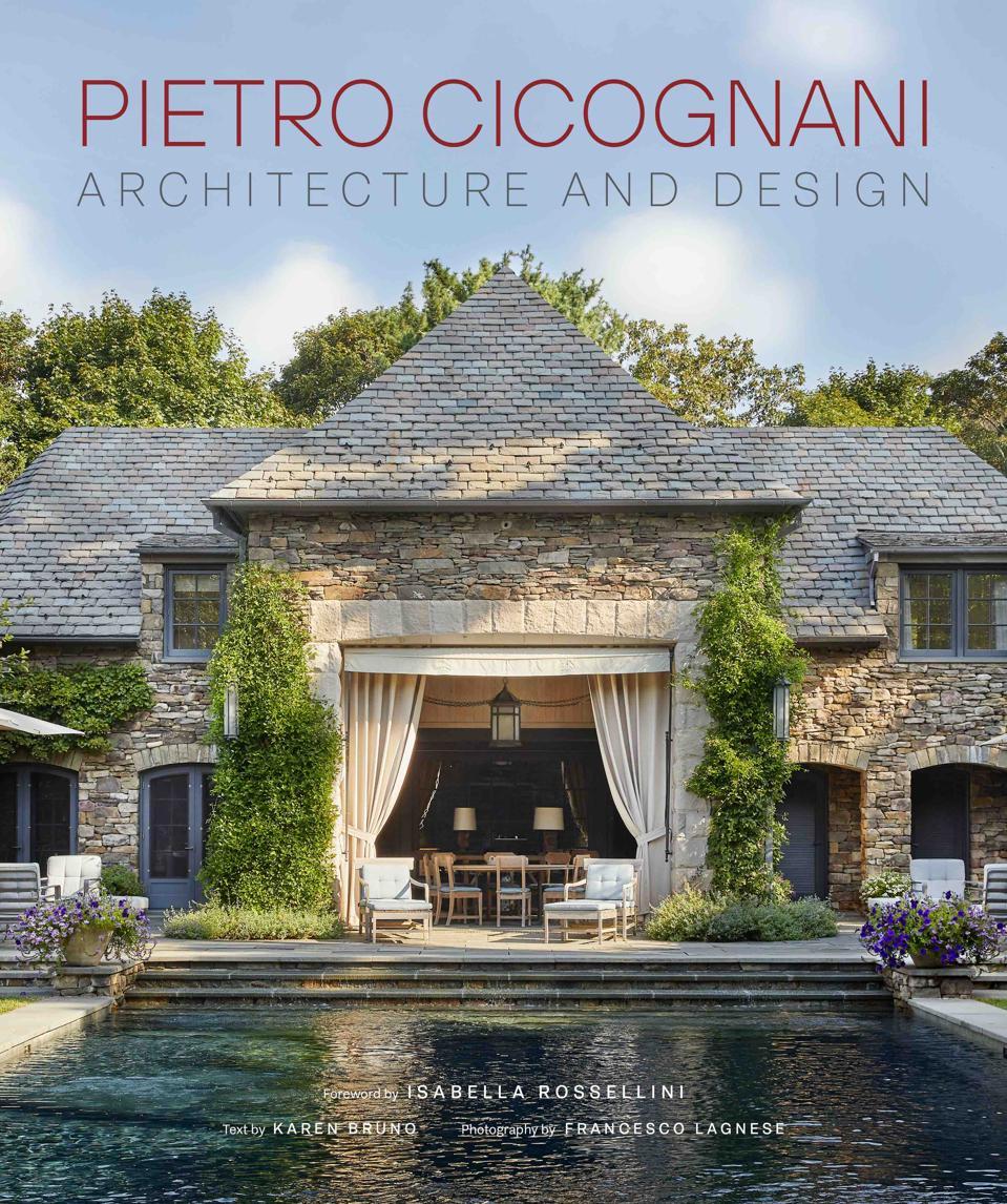 Pietro Cicognani: Architecture and Design book cover