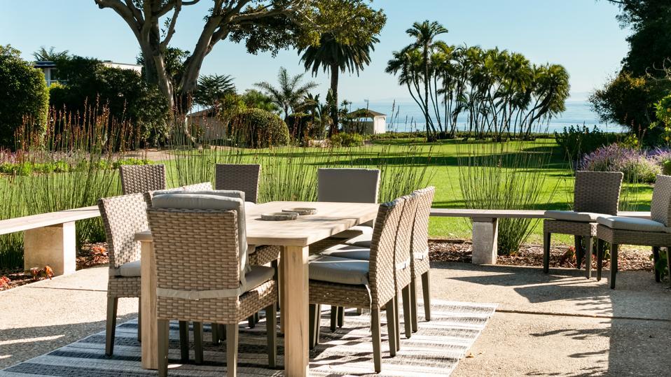 Rental property in Santa Barbara County, California