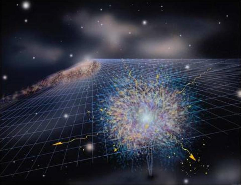 Black holes decay via Hawking radiation dependent on their mass.
