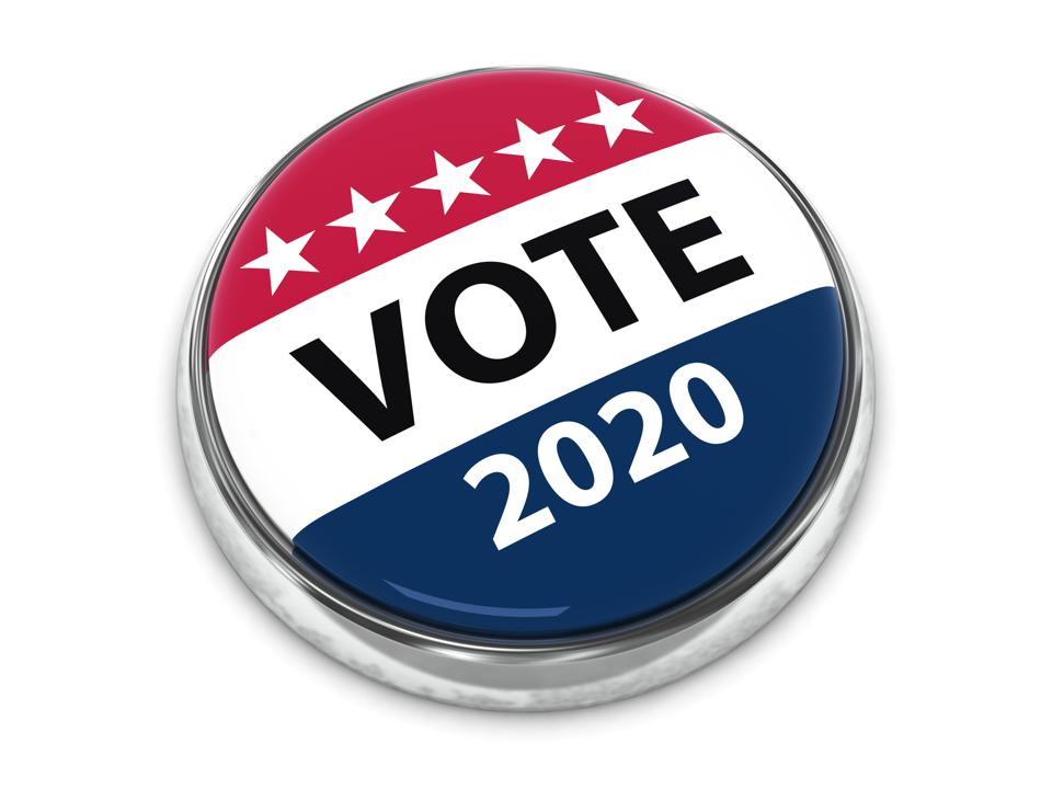 US elections 2020 vote by mail ballot