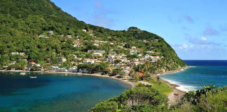 Scotts Head, Dominica