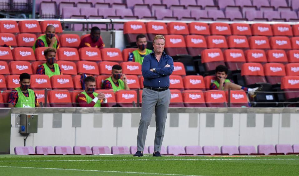 Ronald Koeman has spoken ahead of FC Barcelona's clash with Celta Vigo.