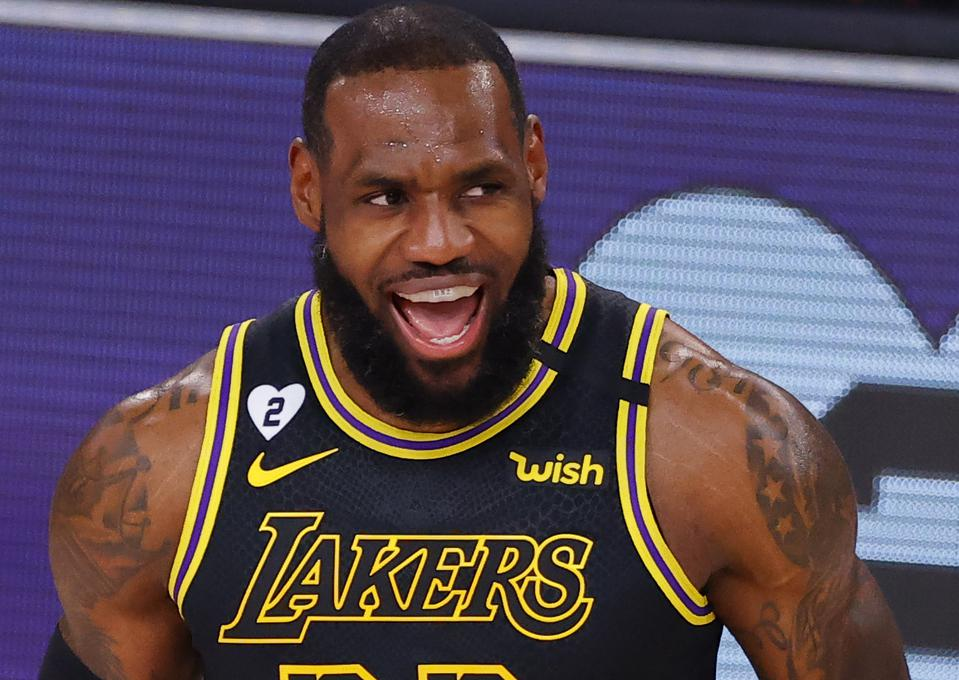 Nba Finals 2020 Los Angeles Lakers Vs Miami Heat By The Numbers