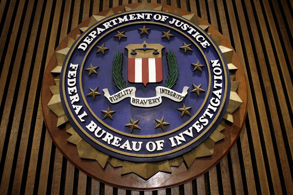 FBI told about BEC fraud totalling $15 million.