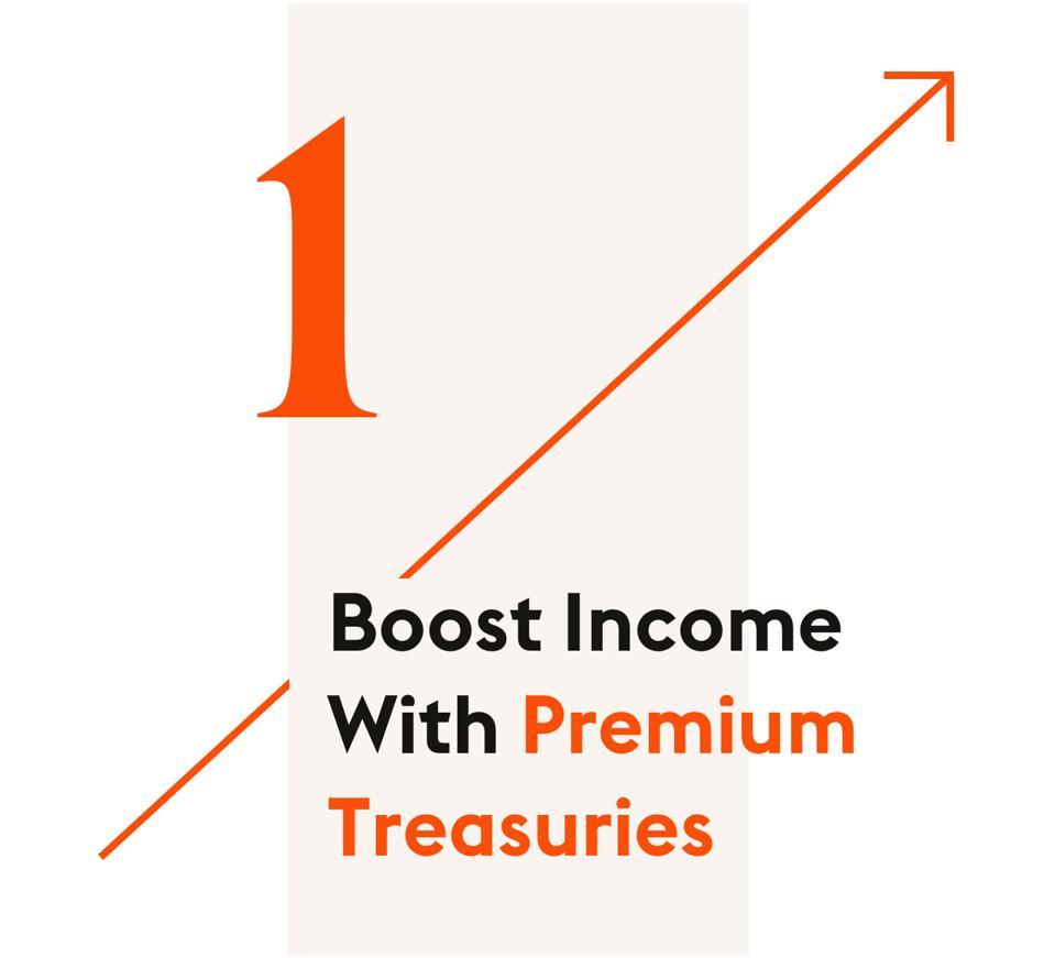 Boost Income Premium Treasuries