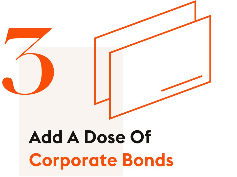 #3: Add A Dose Of Corporate Bonds