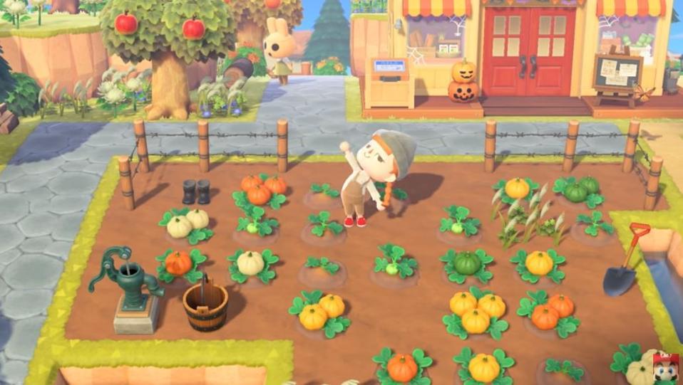 Here's What's Coming In Animal Crossing: New Horizons' Big  October/Halloween Update