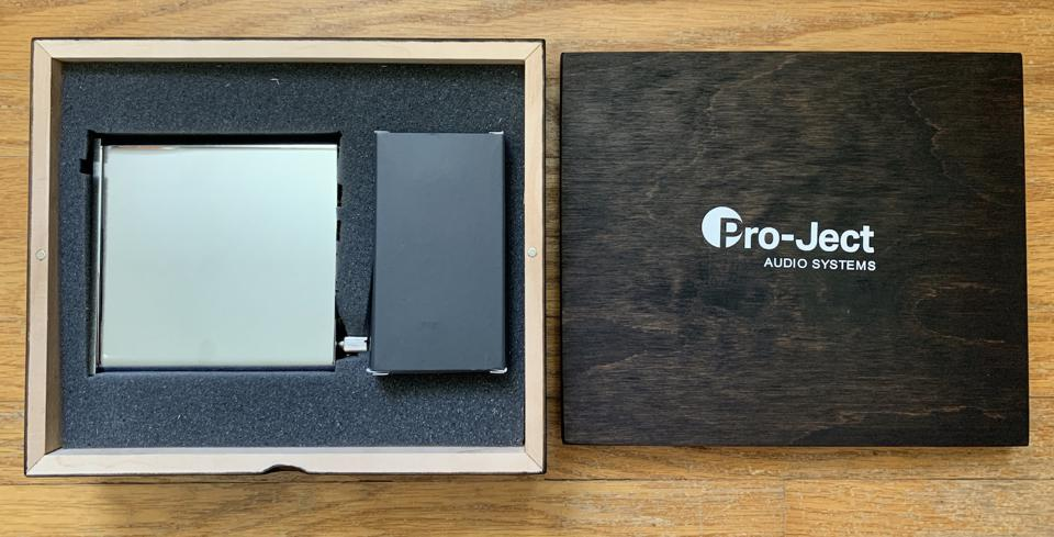 Pro-Ject Phono Box Ultra 500 review