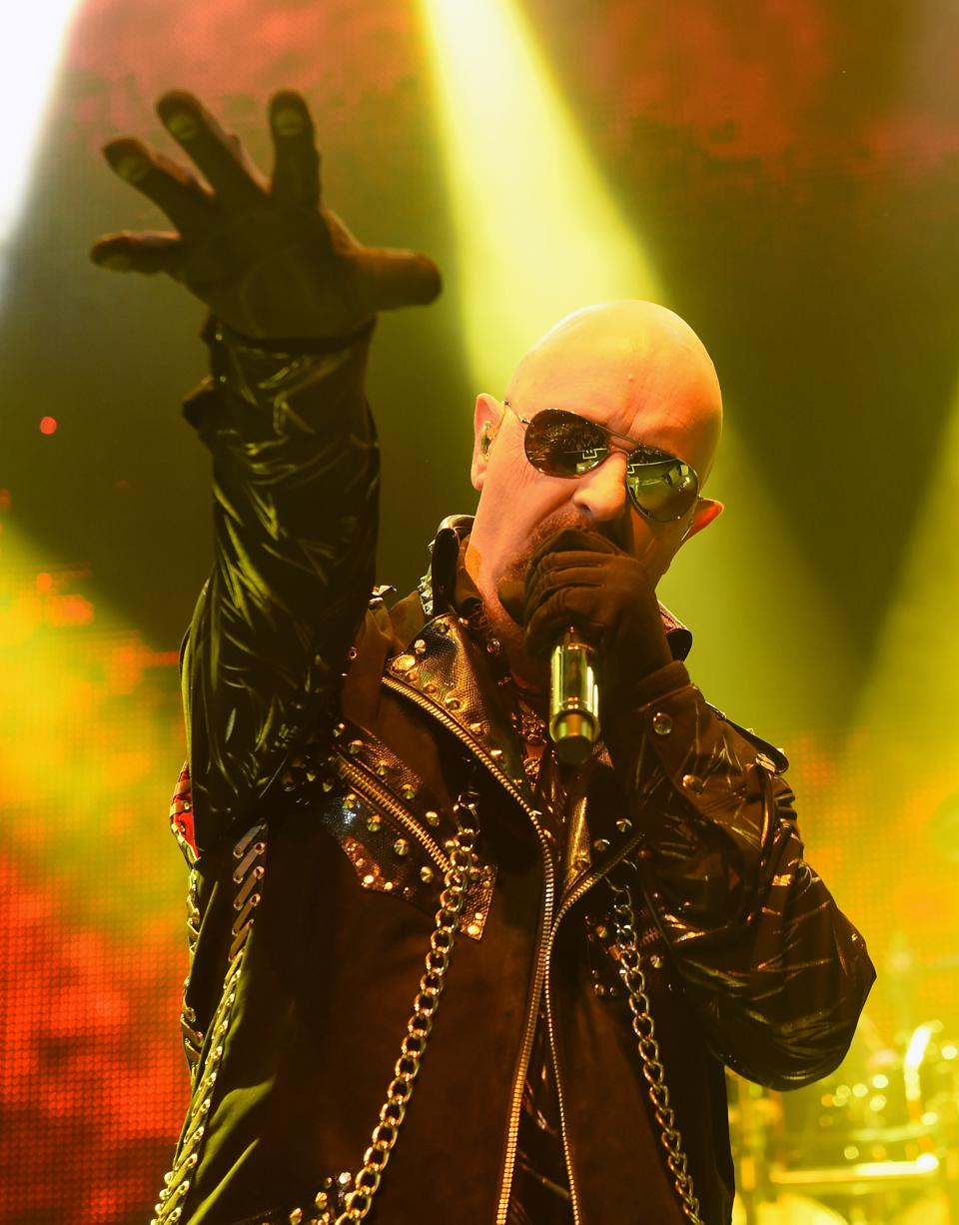 Judas Priest, 2014, Vegas
