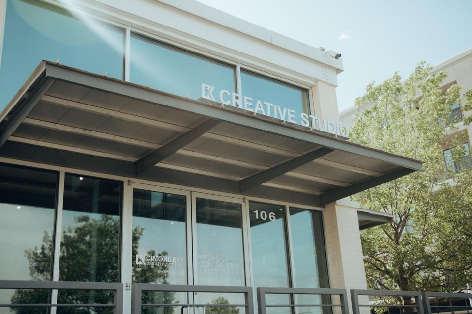 Exterior of Cimone Key Creative Studio.