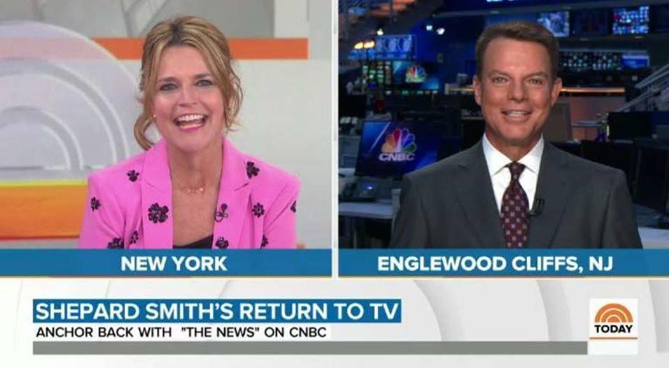 Shep Smith CNBC