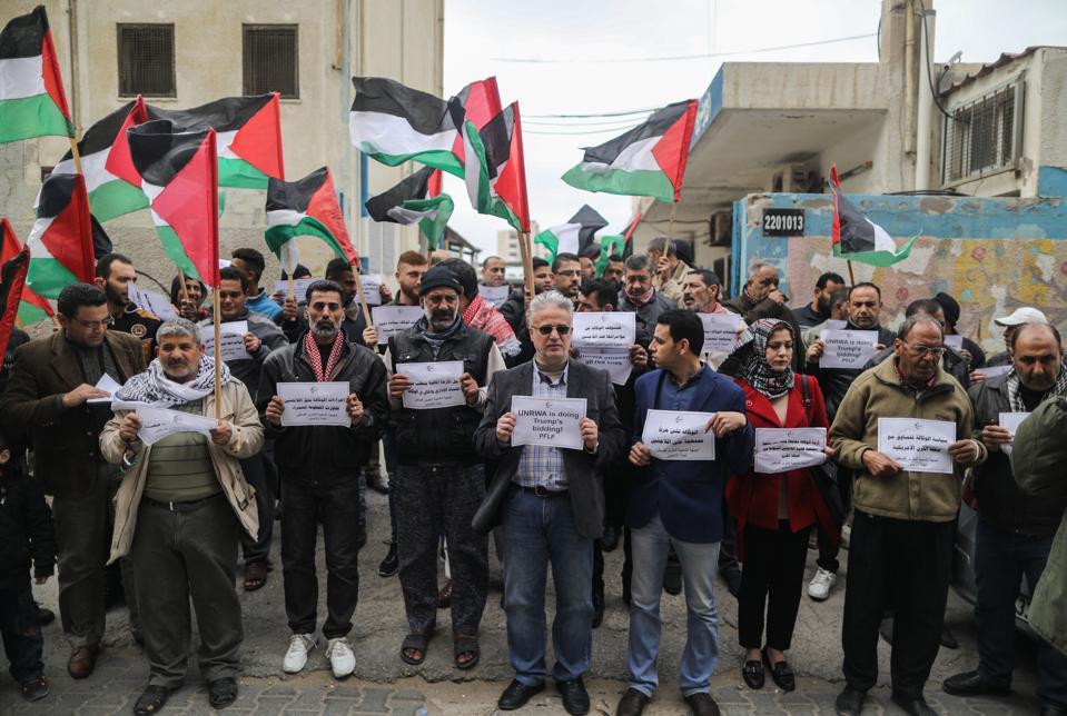 PALESTINIAN-GAZA-UN-AID-UNRWA