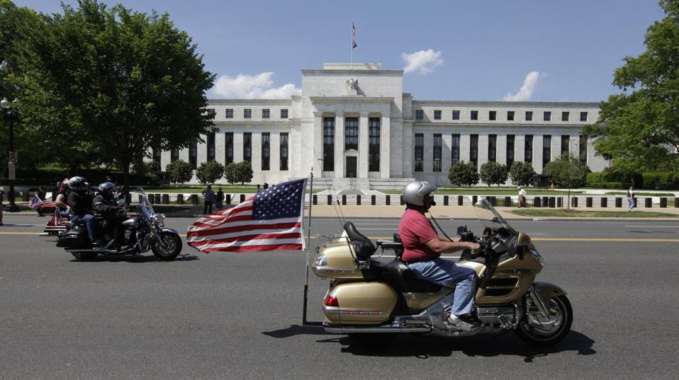 US-MILITARY-MEMORIAL DAY-ROLLING THUNDER