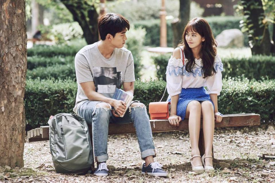 Ok Taecyeon thinks Kim So-hyun is a ghost when he first meets her in 'Bring It On Ghost.'