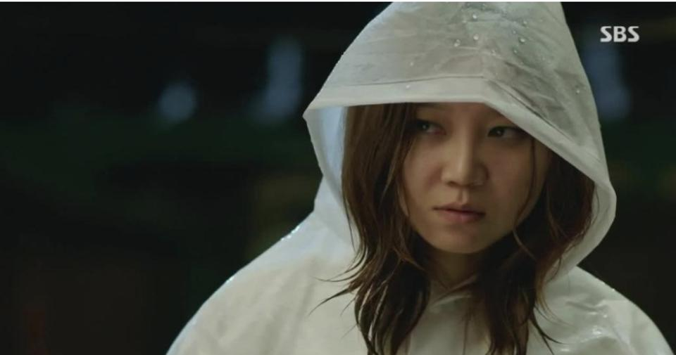 Gong Hyo-jin's character is tormented by ghosts who want her to help them in 'The Master's Sun.'