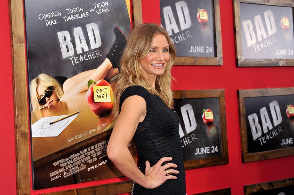 ″Bad Teacher″ New York Premiere - Inside Arrivals