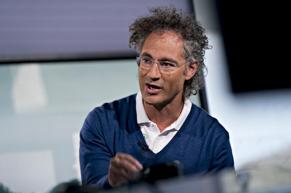 Alexander Karp, CEO of Palantir.