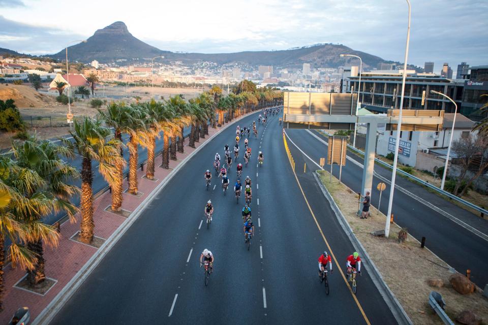 CYCLING-RSA-CAPE-TOWN
