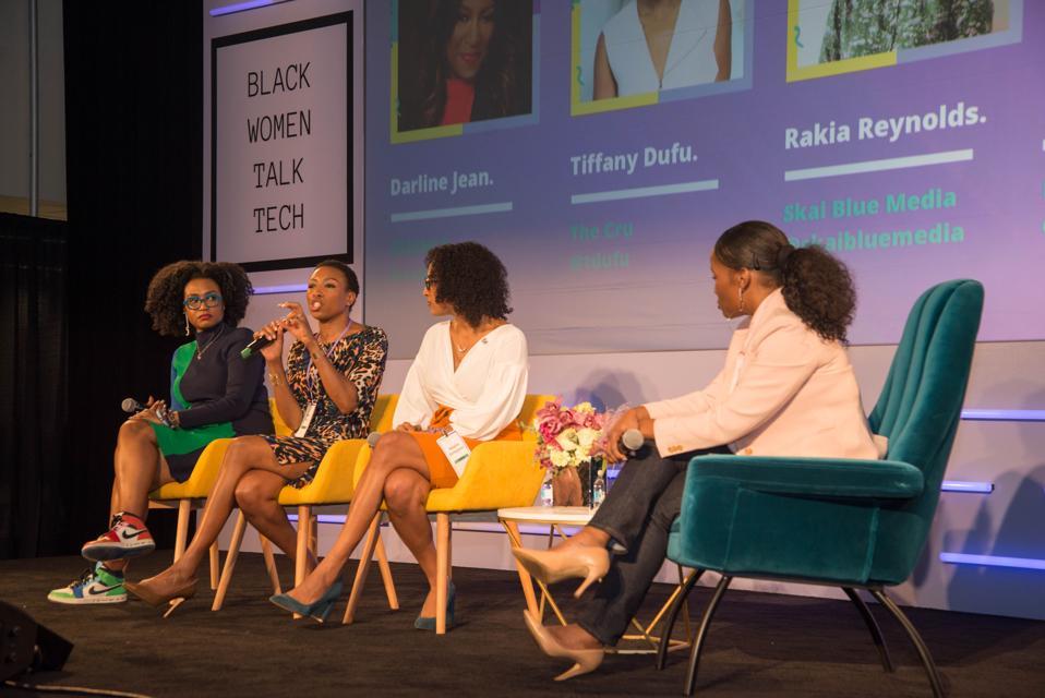 Black Women Talk Tech, Black Women Tech Founders, The New Face of a Founder: Uncovering Black Women as the Next Billion Dollar Founder,