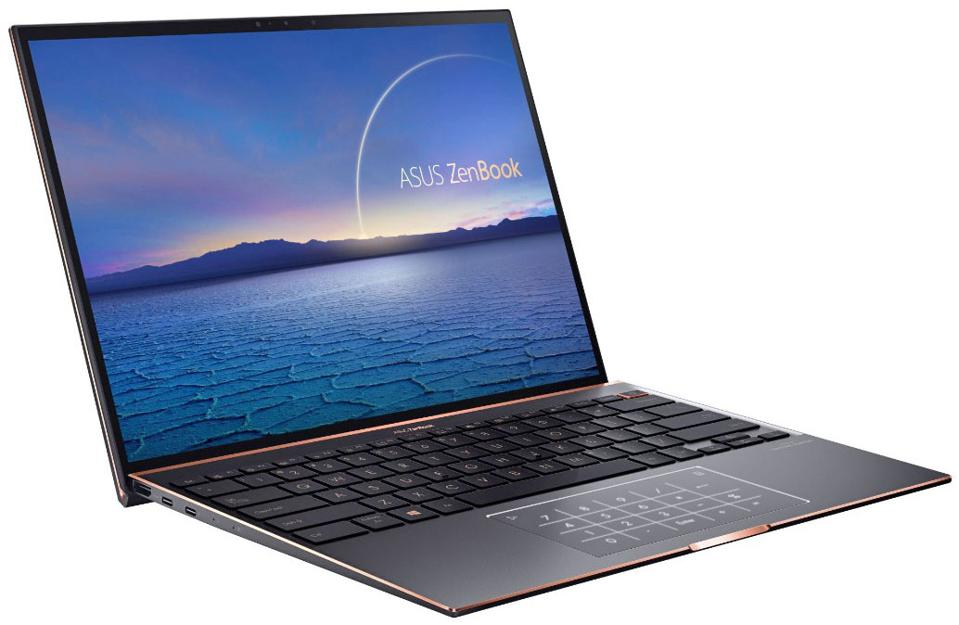 ASUS ZenBook Flip S With Intel Tiger Lake Processor