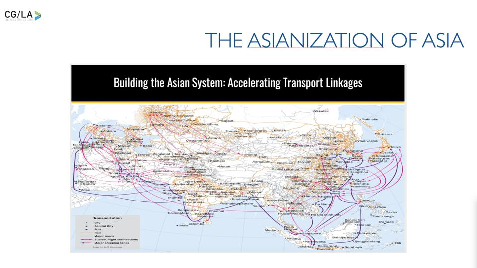 The Asianization of Asia