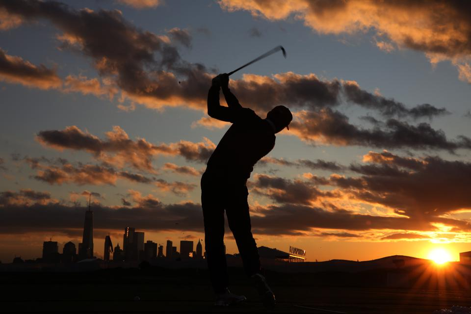 GOLF: SEP 30 PGA - The Presidents Cup - Third Round