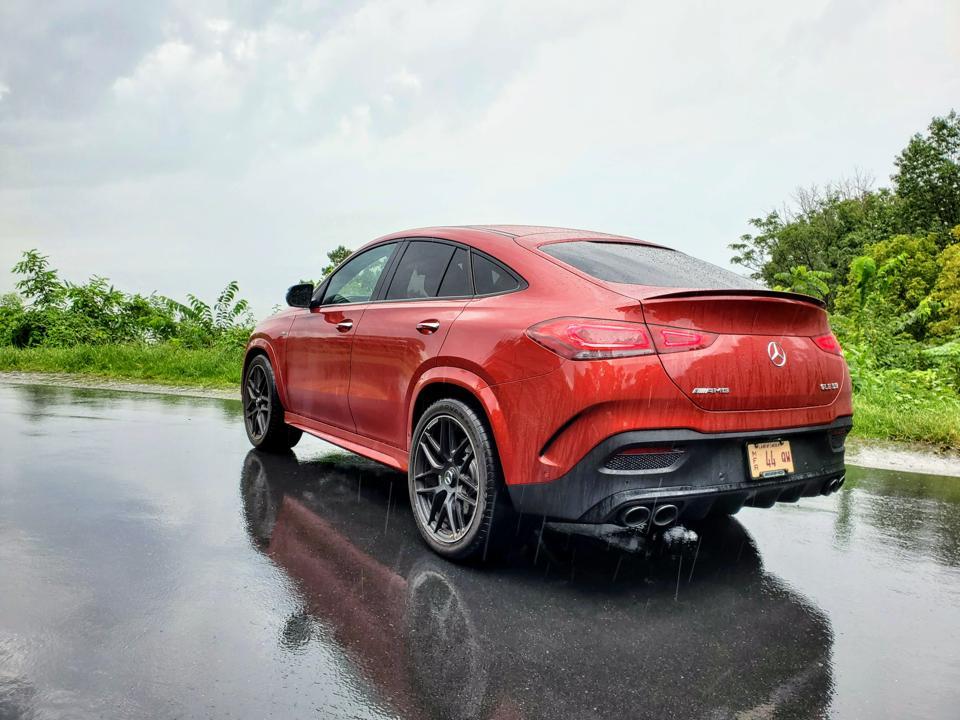 2020 Mercedes-AMG GLE 53 Coupe