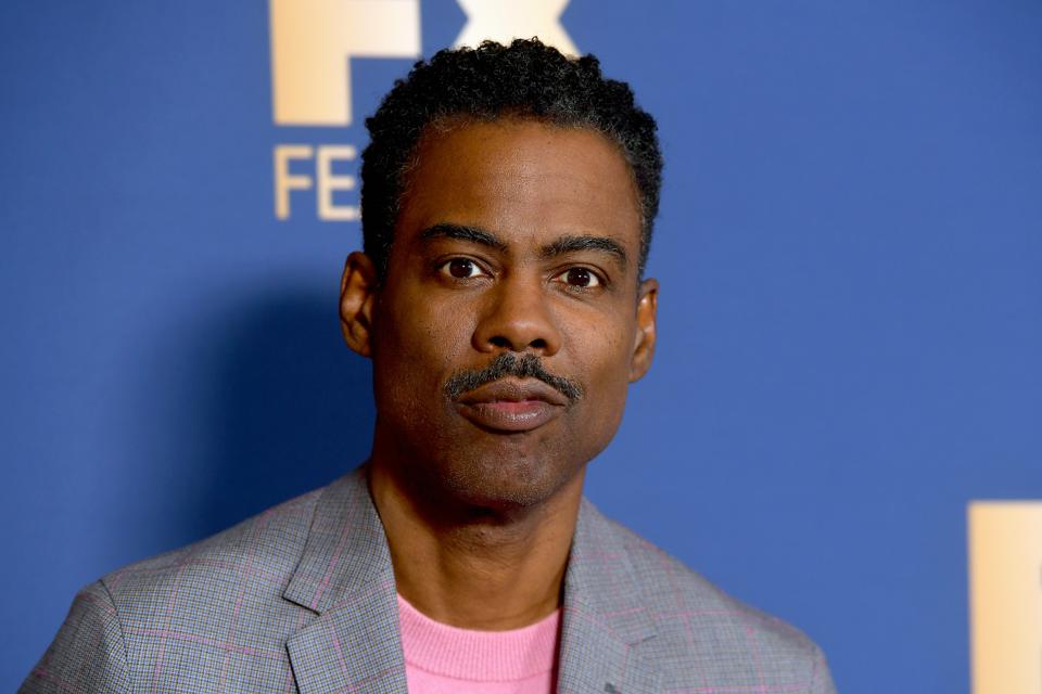 Chris Rock at FX Networks' Star Walk Winter Press Tour 2020