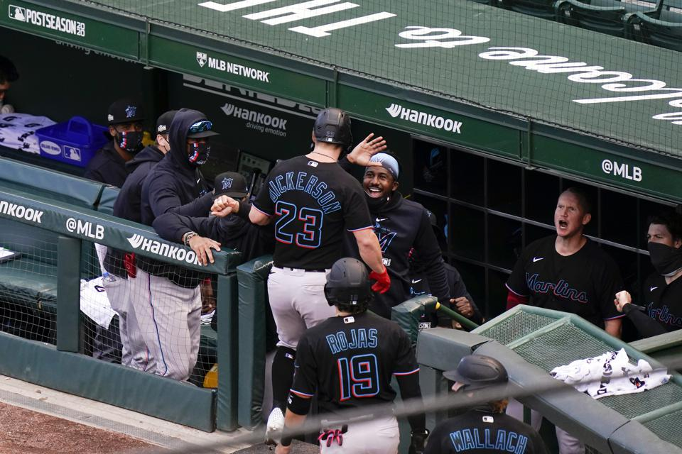 National League Wild Card Game 1: Miami Marlins v. Chicago Cubs