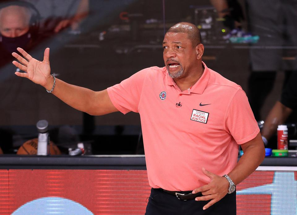 Los Angeles Clippers v Denver Nuggets - Game Four