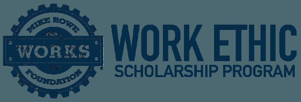 Mike Rowe Works: Work Ethic Scholarship Program Logo