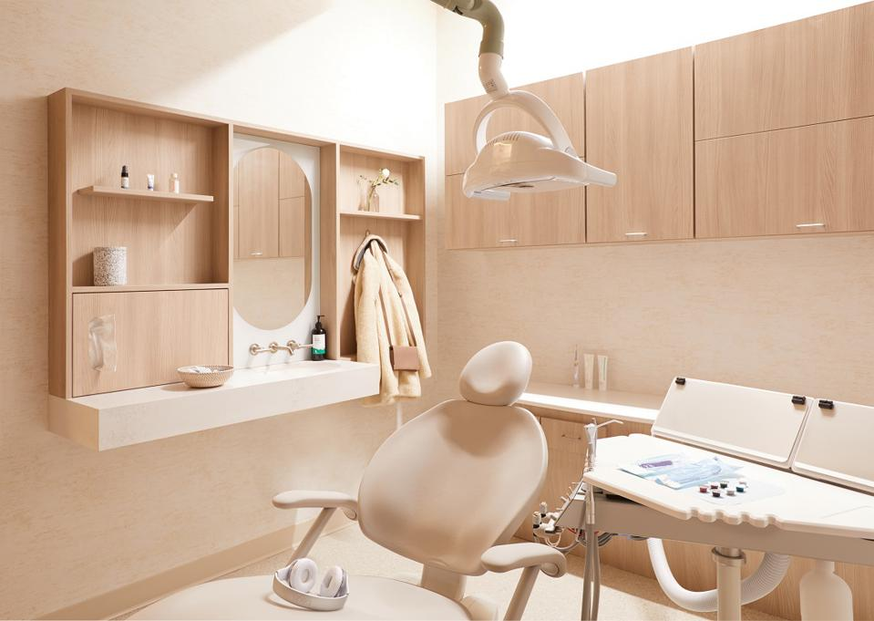 One of Tend's dentist offices