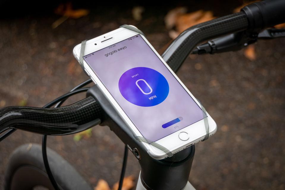 Gogoro Eeyo S1 Electric Bicycle