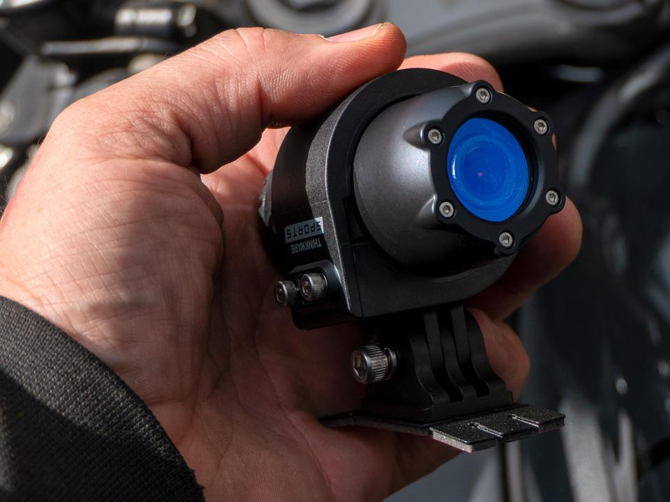 Thinkware M1 Motorcycle action camera system