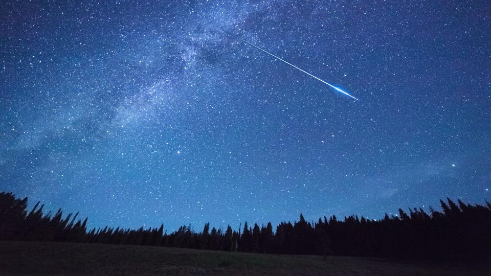 Expect about 10 ″shooting stars″ per hour from the Draconids on peak night.