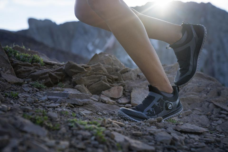 The BOA Fit System footwear
