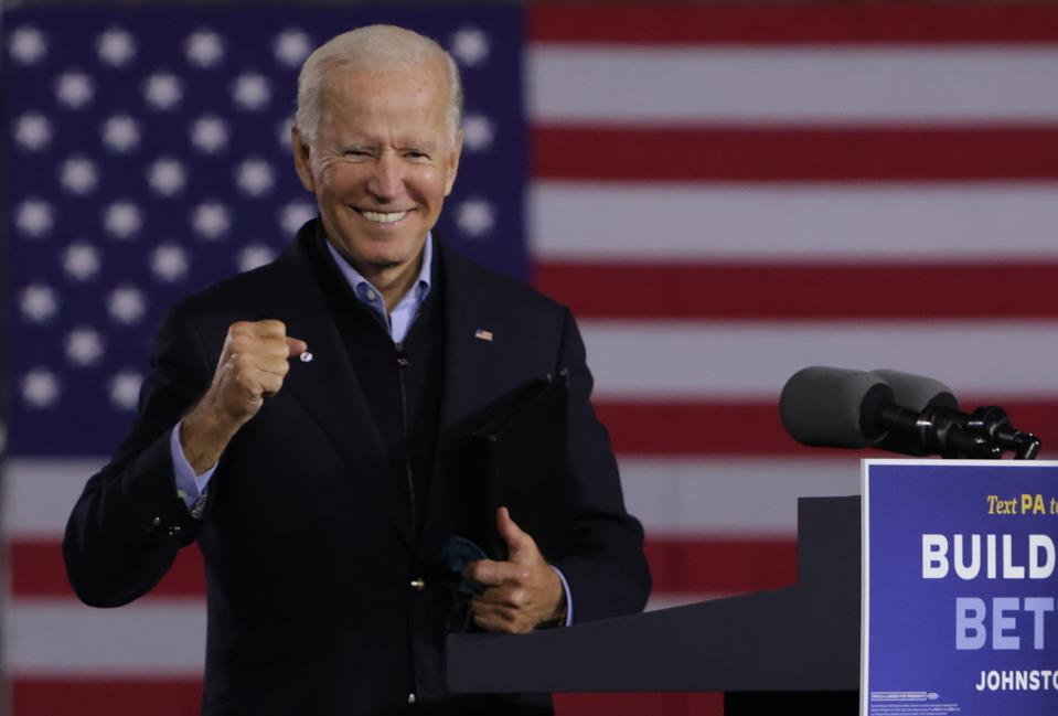 Biden's Income-Based Student Loan Plan Would Dramatically Lower Payments For Some — Here's How - Forbes