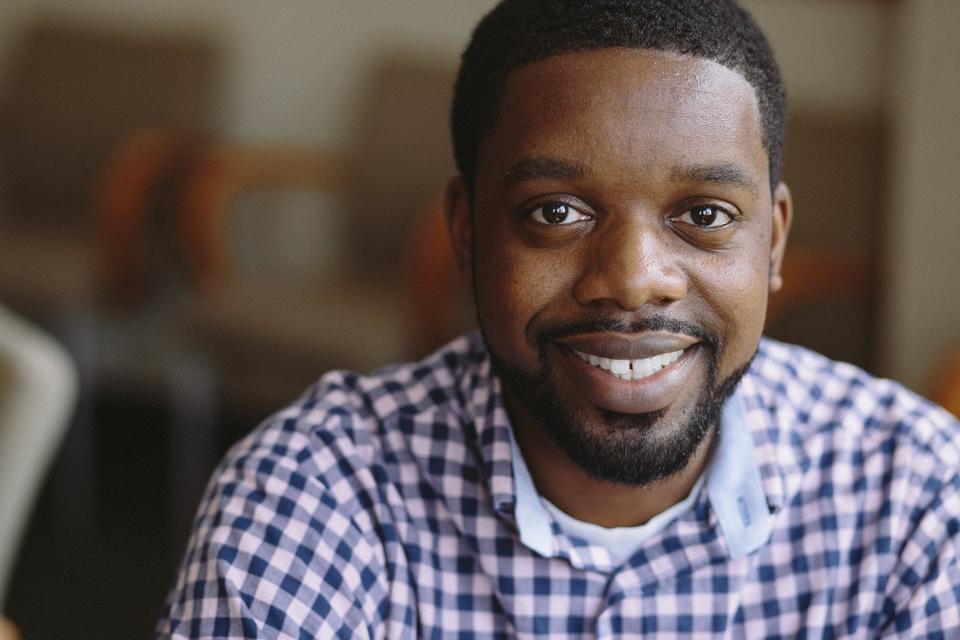 Demetrius Gray, cofounder and CEO of WeatherCheck.