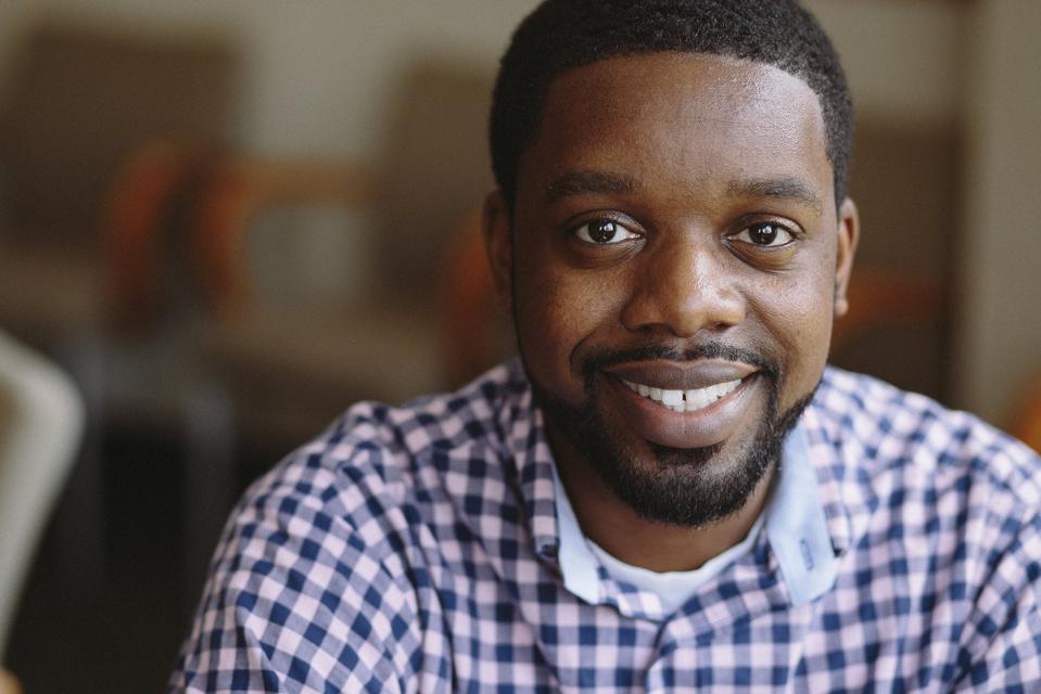 Demetrius Gray, cofounder and CEO of WeatherCheck.