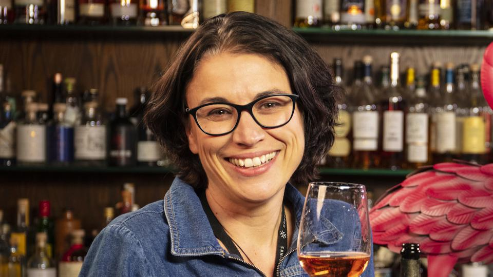 Dawn Davies The Whisky Exchange scotch whisky sexism women